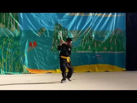 Binh Dinh Kung Fu Traditional Part 5