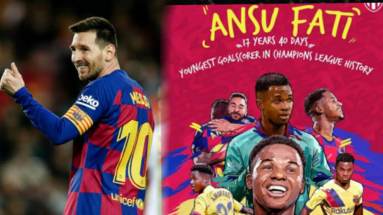 Ansu Fati Makes History: What We Learned From FC Barcelona's ...
