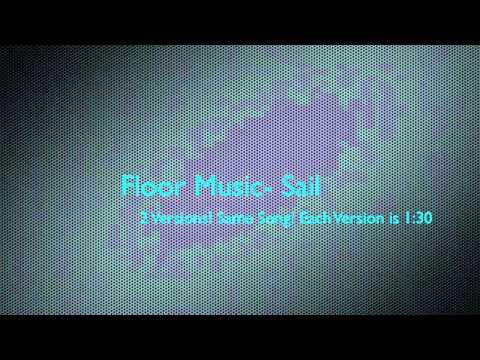 Gymnastics Floor Music-Sail