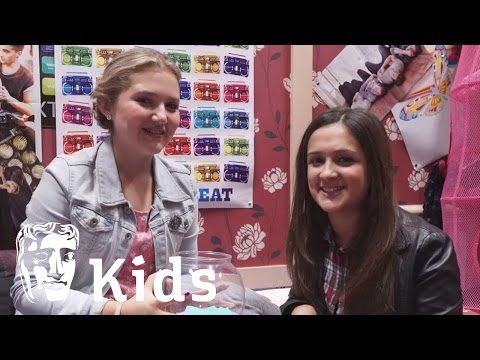60 Seconds With... Amy Leigh Hickman and Mia McKennaBruce from the Dumping Ground  BAFTA Kids