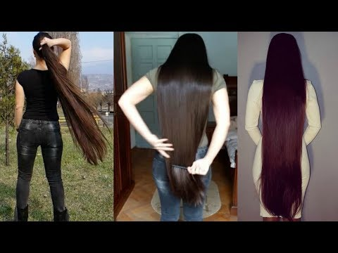 My Grandmother Told Me a Secret To Grow Extra Long Hair, I Can't Believe!!