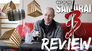 WAY OF THE SAMURAI 3 | PC Port Review | tsumaranai desu