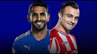Video Gol Pertandingan Leicester City vs Stoke City