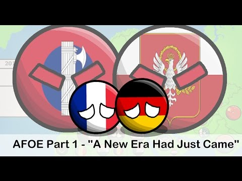 Alternative Future of Europe - Part 1 - A New Era Had Just Came