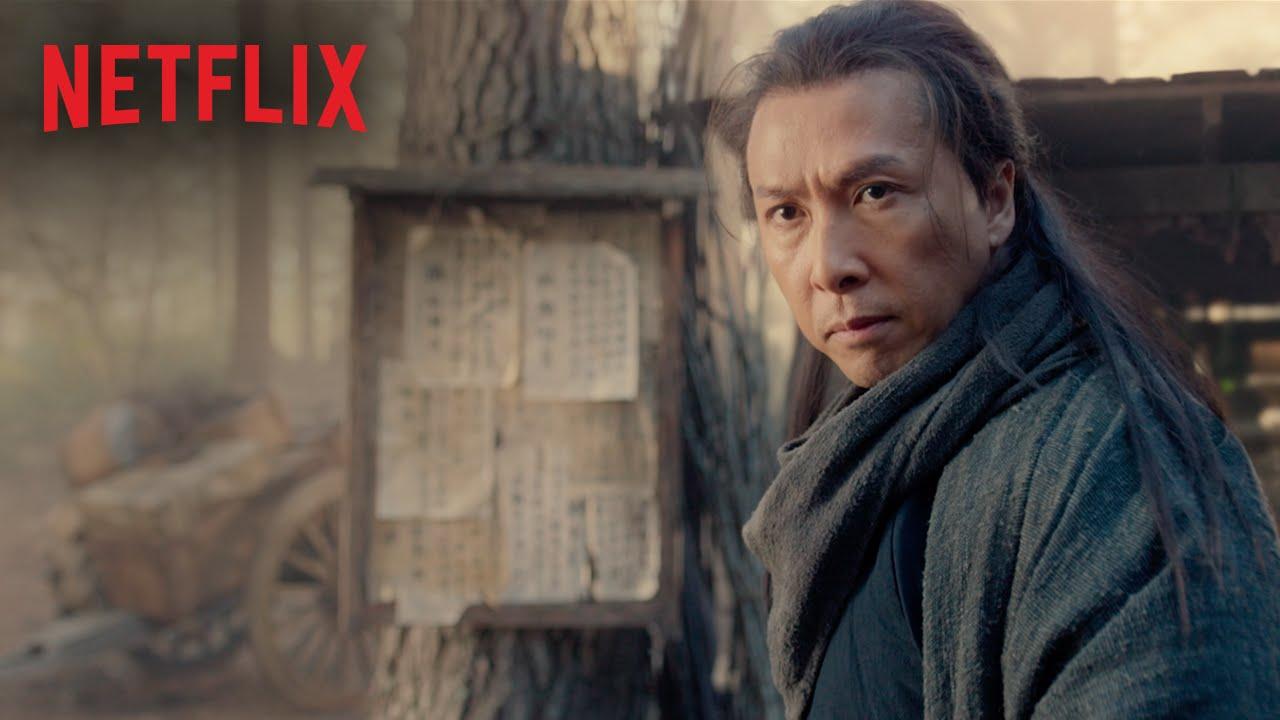 Crouching Tiger, Hidden Dragon: Sword of Destiny - Trailer 3 - Netflix [HD]