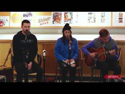 "Isthmus Live Sessions: S. Carey - ""True North"""