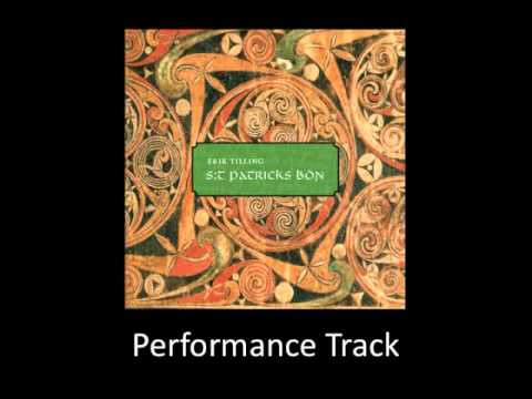 S:t Patricks Bön / Prayer - Performance Track by Erik Tilling