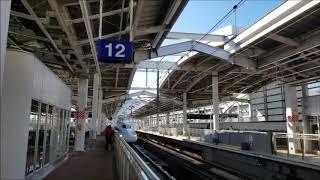 九州新幹線 鹿児島中央駅 自動放送・発車メロディ