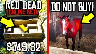 SECRET 10 Tips and Tricks You Need to Know in Red Dead Online! #2 RDR2 Easy Money Guide!