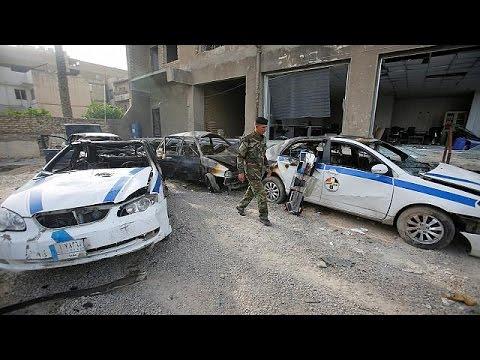 Musul'da sıkışan IŞİD Bağdat'ı bomba yüklü araçla vurdu