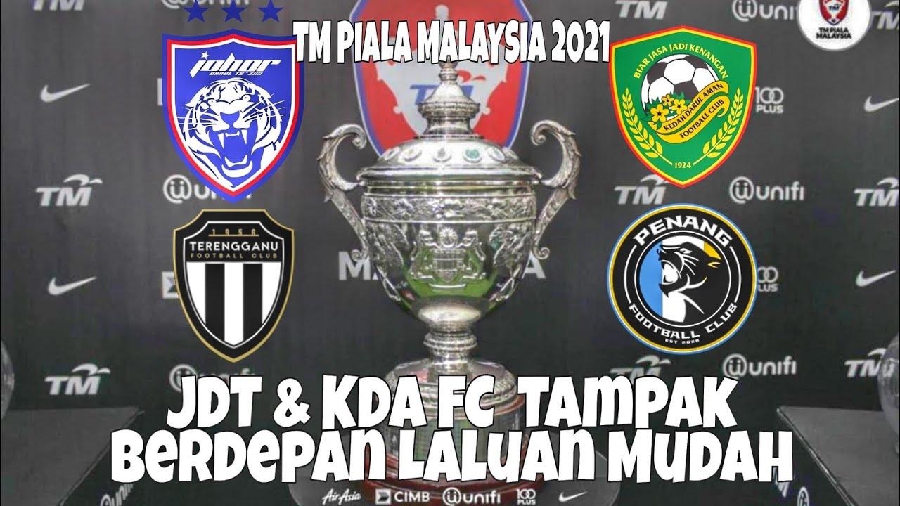 Download JDT & KDA FC Tampak Berdepan Laluan Mudah:Tm Piala Malaysia 2021@Awang Studios Tv
