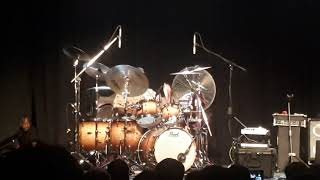 Dennis Chambers Drum Solo with VIctor Wooten