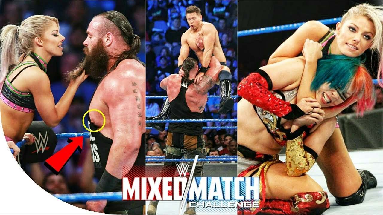 Download WWE Mixed Match Challenge Episode 10 Highlights HD