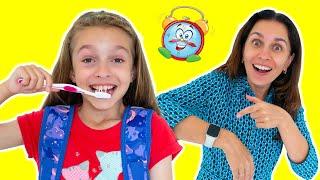 أغنية أسرع للمدرسة – أغاني للأطفال | Children songs by Sunny Kids Songs in Arabic