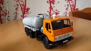 Динамический тренажер грузового автомобиля КАМАЗ  ФОРВАРД
