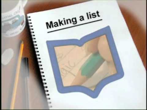 Read Write Now 2 Programme 9 Learning Point 3 Making a List