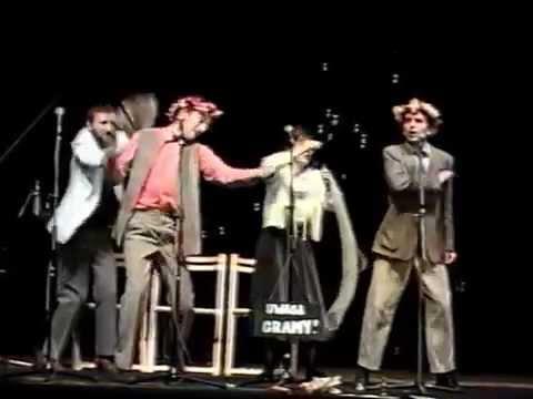"""Kabaret Potem - """"15 Sztuk"""" - VHS 1:12:03"""