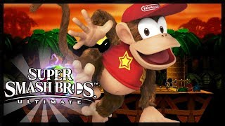 Diddy Kong Classic Mode Super Smash Bros Ultimate