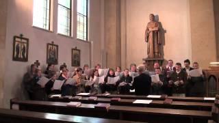 """Hans Leo Hassler """"Missa secunda"""" Sanctus und Benedictus"""