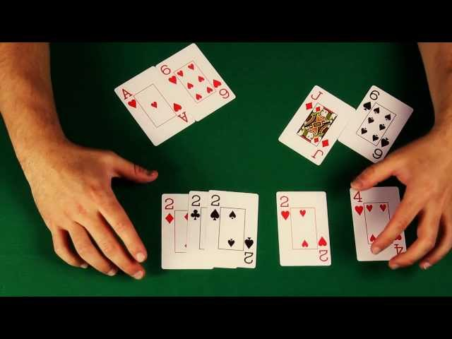 Criterio de Desempate no Poker - Parte 2