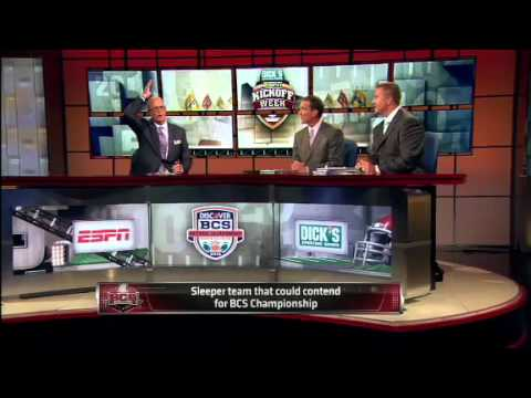 CFB: Who will win the BCS Championship?