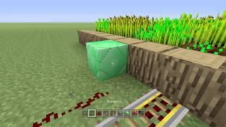 How to make a minecart call button All systems on Minecraft