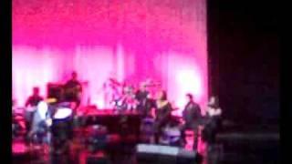 Burt Bacharach Rome 10/28/2008 Auditorium Conciliazione I