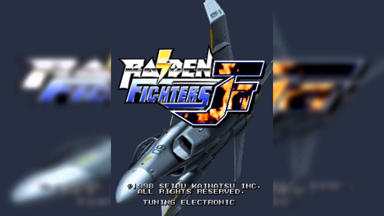 The Best Of Retro Vgm 302 Raiden Fighters Jet Arcade Rom Data Exchange Transfer Bgm Youtube