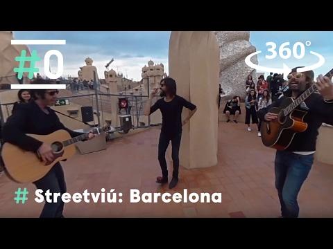 Streetviú: Sidonie - Carreteras Infinitas VIDEOCLIP 360º - Gràcia, El Paseo Del Modernismo | #0