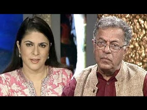 Girish Karnad's attack on 'anti-Muslim' VS Naipaul