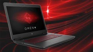 HP OMEN 17 w100nt kutusundan çıkıyor - 4K ekranlı GTX 1070'li notebook!