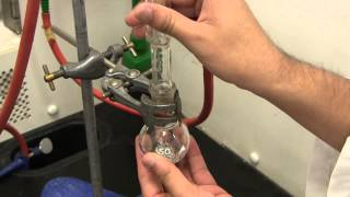 UTSC - Chemistry Lab Grignard Reaction Experiment