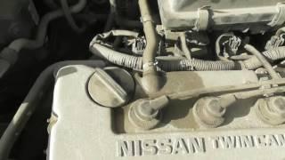 Nissan Primera P11 Ремонт!!! Не включаются Вентиляторы Охлаждения Двигателя