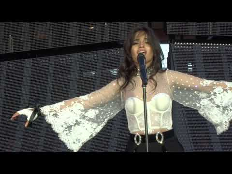 Camila Cabello - Never Be The Same Live - Levi's Stadium - 5/11/18 - [HD]