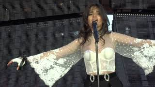 Camila Cabello - Never Be The Same Live - Levis Stadium - 5/11/18 - [HD]