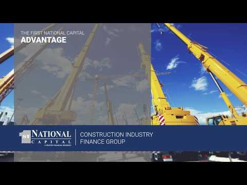 Construction Industry Finance Group Overview