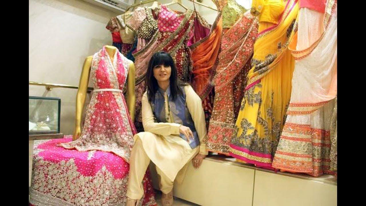 Neeta Lulla's Bridal Collection Preview