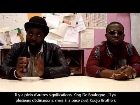Youtube: Interview: Zoxea (Label KDBZik) & Davidson Presents – MZ