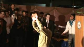 superior college jhelum aziz khan dacne