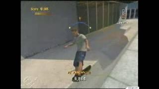 Tony Hawk's Pro Skater 3 Xbox Gameplay_2002_01_31