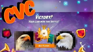 Angry birds 2 AB2 Clan Battle(CVC) 2020/04/19(Bubbles)Strike!All clear!