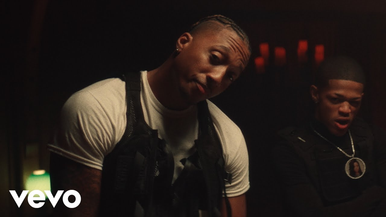 Lecrae, YK Osiris - Set Me Free (Official Video)