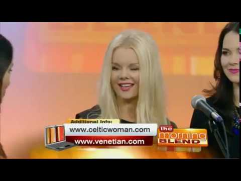 Celtic Woman Home for christmas on Las Vagas tv
