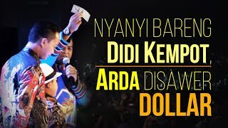 Download lagu Nyanyi Bareng Didi Kempot, Arda disawer Dollar