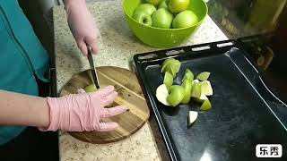 Яблочное пюре для зефира, без уваривания
