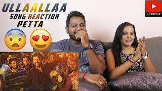 Petta Ullaallaa Song Reaction | Malaysian Indian Couple | Superstar Rajinikanth