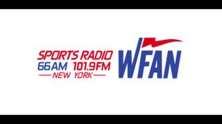 Matt Kessler Calls Into JJ After Dark on WFAN 101.9 FM (4-21-18)