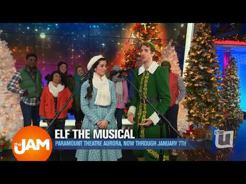 'Elf the Musical' LIVE in Studio!