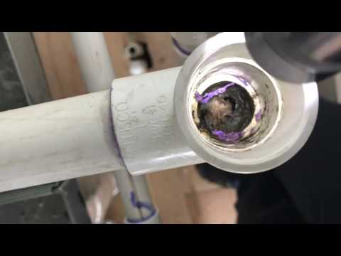 Clearing A Clogged AC Condensate Drain