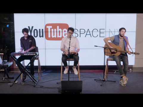 Elliot Moss + Zachary Seman + Roger Kleinman Write a Song in 3-Hours @ YouTube Space NYC